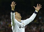 Frustration: But Cristiano Ronaldo is set to stay at Real Madrid