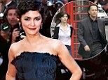 'My ambition is just not big enough': Audrey Tautou reveals she couldn't cope with the pressures of Hollywood