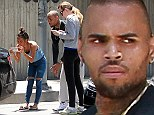 Chris Brown 'investigated by the LAPD for hit-and-run'