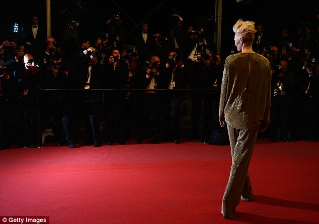 Countdown: Cannes may finish on Sunday but it was still a star-studded evening on Saturday