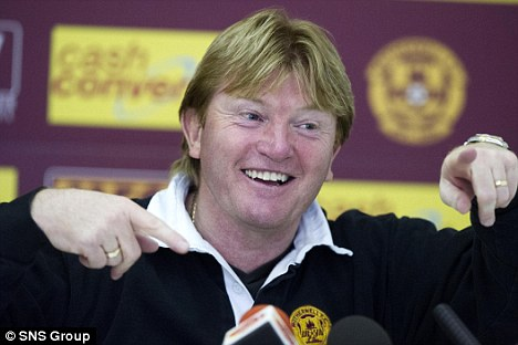 Sheffield United have made an approach to Motherwell for permission to hold talks with Stuart McCall over their managerial vacancy. The Fir Park boss was linked with the job following the departure of Danny Wilson.
