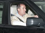 On his way: Manchester United first team coach Rene Meulensteen is expected to become the latest member of Sir Alex Ferguson's backroom staff to leave Old Trafford as David Moyes takes charge