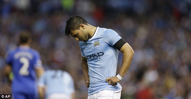 Disappointment? City have had a disappointing season