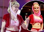 Barbara Eden, 78, gets back into her I Dream of Jeannie crop-top and harem pantaloons
