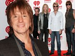 Richie Sambora returns
