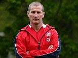 Watching brief: England coach Stuart Lancaster