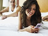 Smartphone vs sex: Fifty-seven percent of U.S. women, if given the choice, would rather have access to their smartphone than have sex, according to a survey by AVG Technologies, an Internet security and optimization company