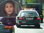 Why was Kim Kardashian pulled over by police? Pregnant star's latest drama