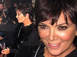 Life of the party at 57! Kris Jenner gets down on the dance floor at Scott Disick's 30th birthday celebration in Vegas
