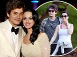 It's over... again! Katy Perry and John Mayer 'end their relationship' for a second time