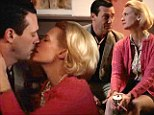 MAD MEN SPOILER ALERT: ¿I¿ve missed you,¿ Don Draper beds his ex wife Betty