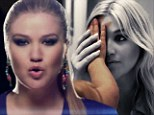 Kelly Clarkson rebels against a black-and-white world in her new video, People Like Us
