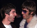 Family: Oasis brothers Liam and Noel Gallagher had a close but tempestuous relationship