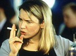 Dating dilemmas: The Bridget Jones books sold more than 15 million copies in 40 countries and were adapted for the movies starring Renee Zellweger (pictured) in the lead role