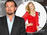 Model fan: Leonardo DiCaprio, shown on Saturday at the 2013 Monaco Grand Prix Party, has been seeing another Victoria's Secret model, Toni Garrn