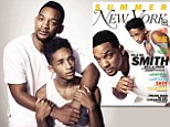 Will Smith was not at all happy when an interviewer compared his famous family to that of the fame-hungry Kardashians.