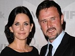 Officially over: Courteney Cox's divorce from David Arquette has been finalised