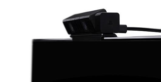 PS4 Eye has two cameras on you for a reason, Yoshida says