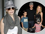 'A surrogate is something I've thought about': LeAnn Rimes reveals fears she can't carry a child... and the other options she is considering