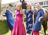 Hot to trot: FEMAIL picks the summer outfits perfect for equestrian events