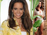 Radiant beauty! Brooke Burke Charvet, 41, shows off her incredible body in a selection of swimsuits and revealing dresses
