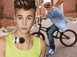Fresh faced and innocent! Justin Bieber sheds his bad boy image to play a wholesome teenager in new Adidas NEO sneaker campaign