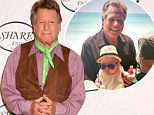 Newest family member: Ryan O'Neal shared photos baby Sidney O'Neal on Memorial Day, revealing he's now a great grandfather