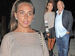 Chloe Green and Sir Phillip Green