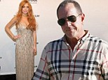 'She's had an epiphany': Lindsay Lohan's father Michael 'visits his daughter in rehab and reveals actress is finally on the road to sobriety after realising enough is enough'