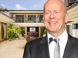 Bye bye Beverly Hills! Bruce Willis puts huge estate on the market for an eye-watering $22million