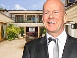 Bye bye Beverly Hills! Bruce Willis puts huge estate on the market for an eye-watering $22million