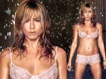 'How I got my perfect body': Jennifer Aniston prepared for her role as a stripper by practising a hybrid form of yoga