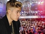 Was Justin Bieber underage clubbing in New York? Pop star, 19, seen 'leaving two 21 and over venues'