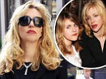 'Frances Bean turned down lead Twilight role,' claims Courtney Love as she insists she's back on good terms with daughter despite not seeing her in three years