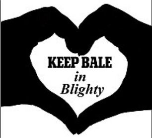 Keep Bale in Blighty logo