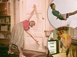 The Stepford wife workout!