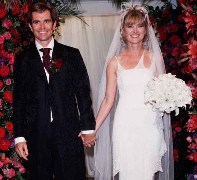 The pair married in 2000 after meeting two years earlier, when Grant left his wife for Anthea