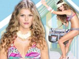 No wonder you caught his eye! Model Nina Agdal shows off the bikini body that landed her Adam Levine