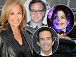 Bad dates? She's had a few! Katie Couric has opened up about some surprising romances