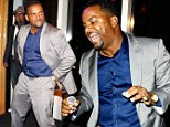He just can't get enough! Alfonso Ribeiro breaks out the Carlton dance AGAIN at Will Smith's After Earth premiere party