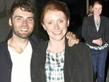 Make-up free Bryce Dallas Howard and husband Seth Gabel on a couple's night out in Hollywood