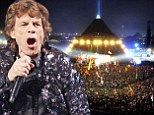 Mick Jagger has tried to put a stop to the BBC streaming their entire set live online
