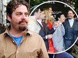 Party pooper? Zach Galifianakis pulls out of mountainside press conference saying he is afraid of heights amid claims of infighting diva antics amongst The Hangover 3 cast