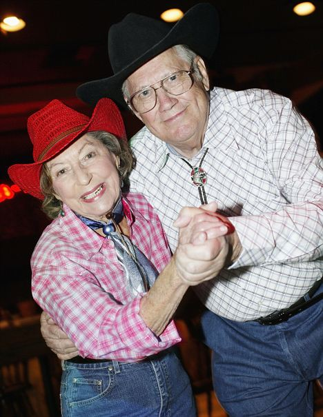 Do the grapevine! Dancing once a week could relieve the pain of arthritis
