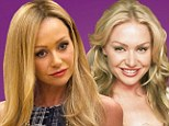Has she or hasn't she? Fans question Portia de Rossi's changing look as she appear to have gone under the knife for new season of Arrested Development
