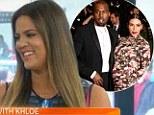 'It was too covered': Khloe Kardashian admits she wasn't a fan of Kim's floral Met Gala frock