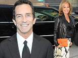 It wasn't meant to be: Katie Couric and Jeff Probst have both given their take on their first - and only - date