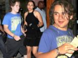 Celebrity favourite: Prince Jackson took girlfriend Remi Alfalah out to dinner on Thursday at an Italian restaurant in West Hollywood, California that is a favourite among celebrities