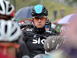 Blow: Bradley Wiggins has pulled out of the Tour de France, meaning he will not defend his title