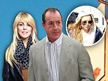 War is over: Lindsay Lohan's parents Michael and Dina call a truce to attend family therapy sessions with their daughter at rehab